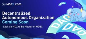 Lee más sobre el artículo Anuncio sobre el lanzamiento de la página de gobierno de DAO en MDEX.com