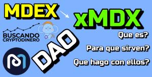 Lee más sobre el artículo MDEX y los Bouchers para el DAO «xMDX» que hago con ellos y para que sirven??