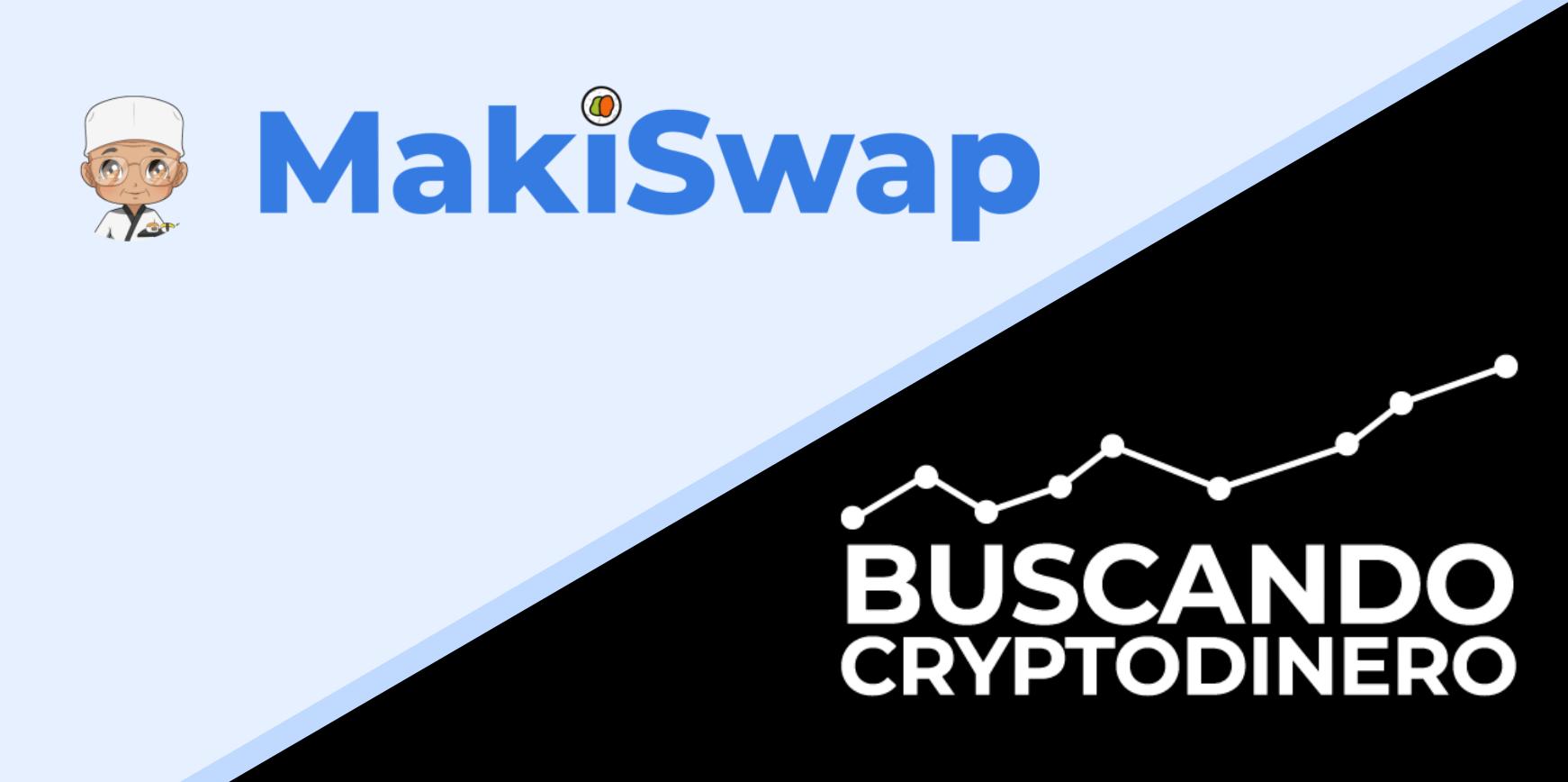 En este momento estás viendo MakiSwap «MAKI» Que es?? 🔥 ☞Predicción de PRECIOS 🤑 2021-2026 ☜    Me CONVIENE invertir 💰??