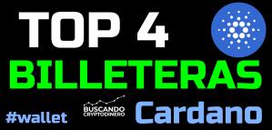 "Lee más sobre el artículo <img src=""https://s.w.org/images/core/emoji/13.1.0/72x72/1f535.png"" alt=""🔵"" class=""wp-smiley"" style=""height: 1em; max-height: 1em;"" /> Top 4 Billeteras de Cardano «ADA» #wallets"