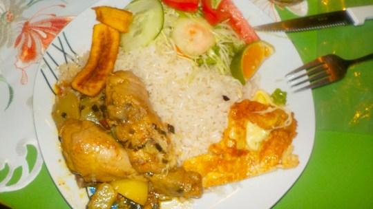La gastronomía costarricense