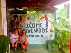 Manuel Antonio, Pura Vida Hostel, Costa RicaManuel Antonio, Pura Vida Hostel, Costa Rica