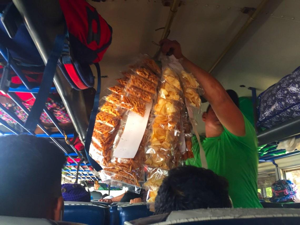 Transporte público Nicaragua