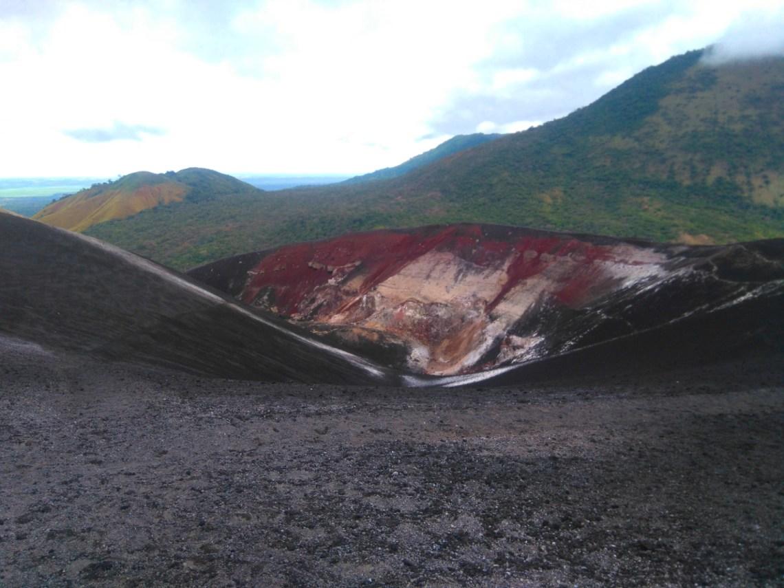 Cerro Negro, Leon, Nicaragua