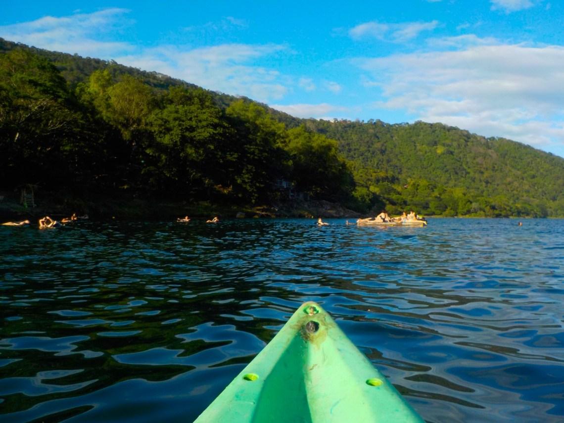 Laguna de Apoyo, Nicaragua, Paradiso hostel