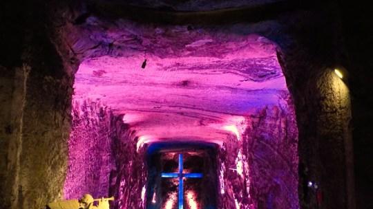 La impresionante Catedral de Sal de Zipaquirá