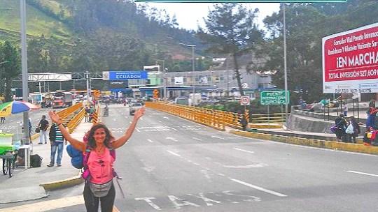 ¿Qué pasa en la frontera Colombia – Ecuador?