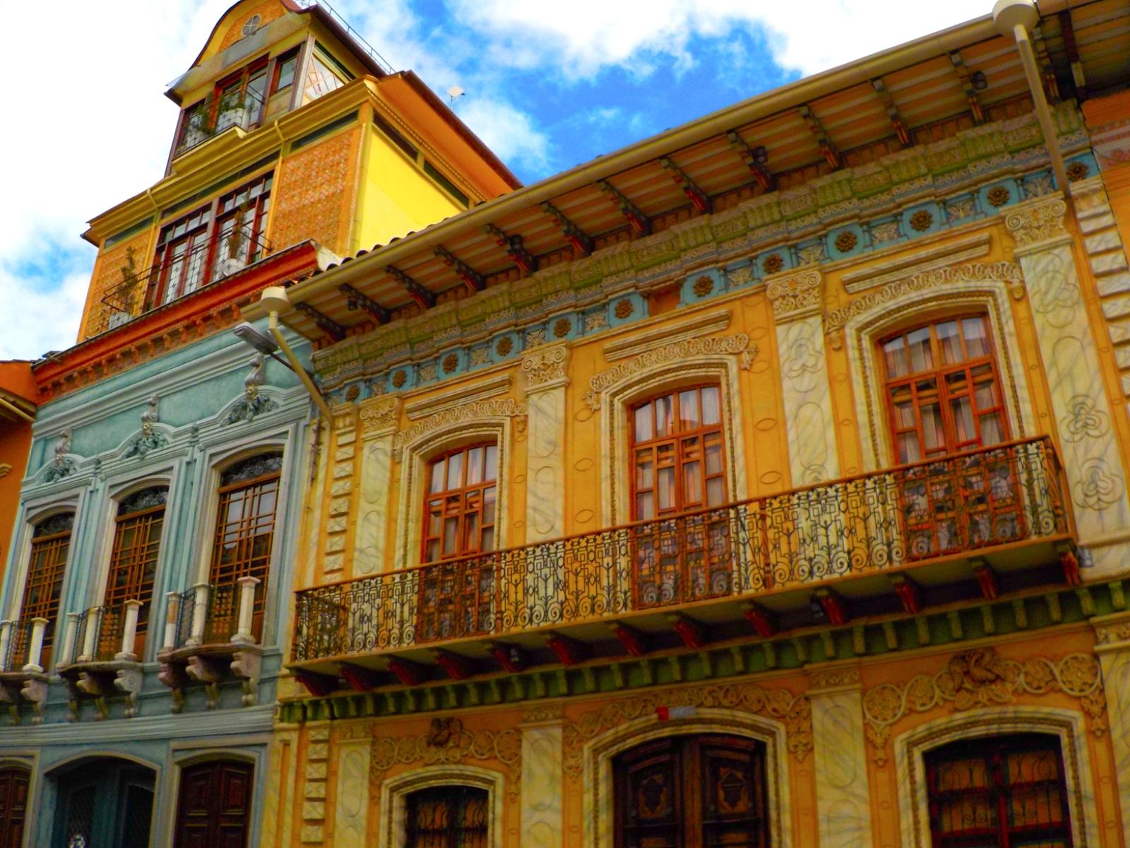 Cuenca, Ecuador,Cuenca y Loja
