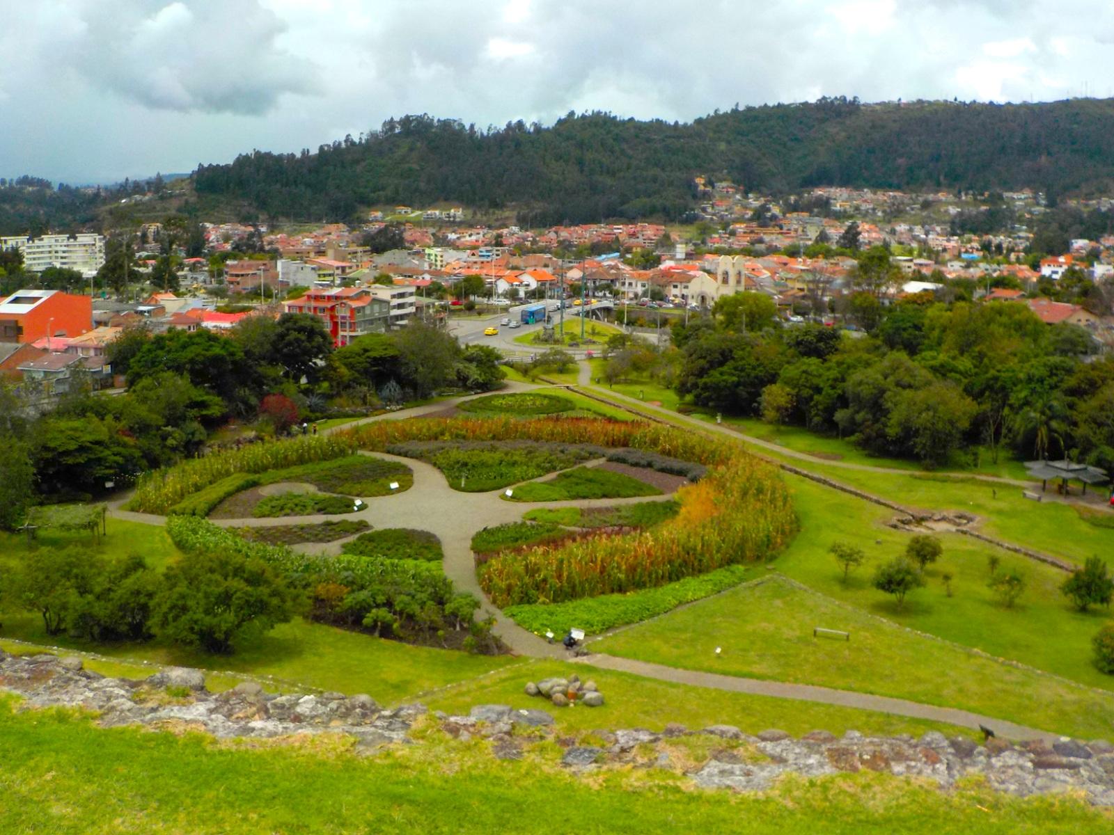 Pumapungo, Cuenca, Ecuador, Cuenca y Loja