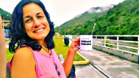 Frontera de la Balza. De Ecuador a Perú por selva
