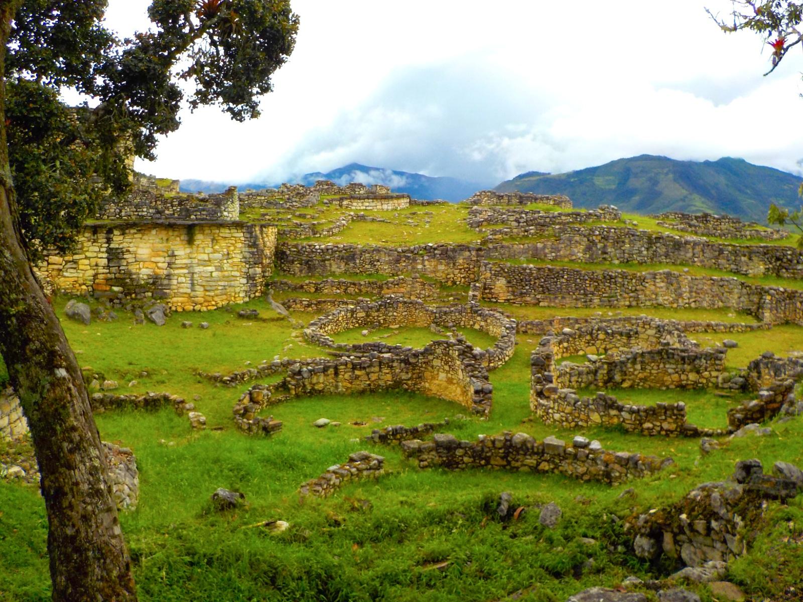 Kuelap, Chachapoyas, Perú