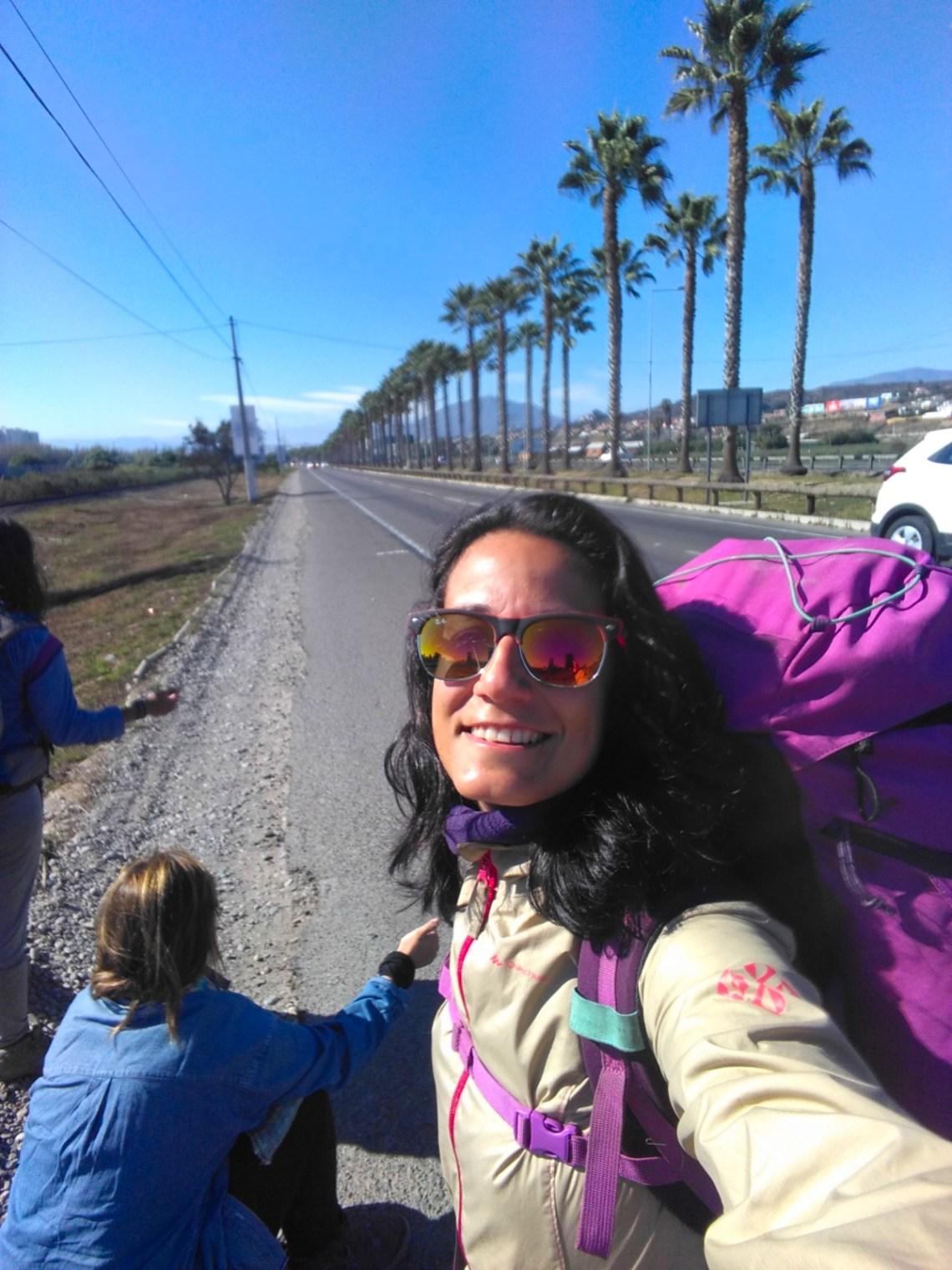 Autostop en Chile