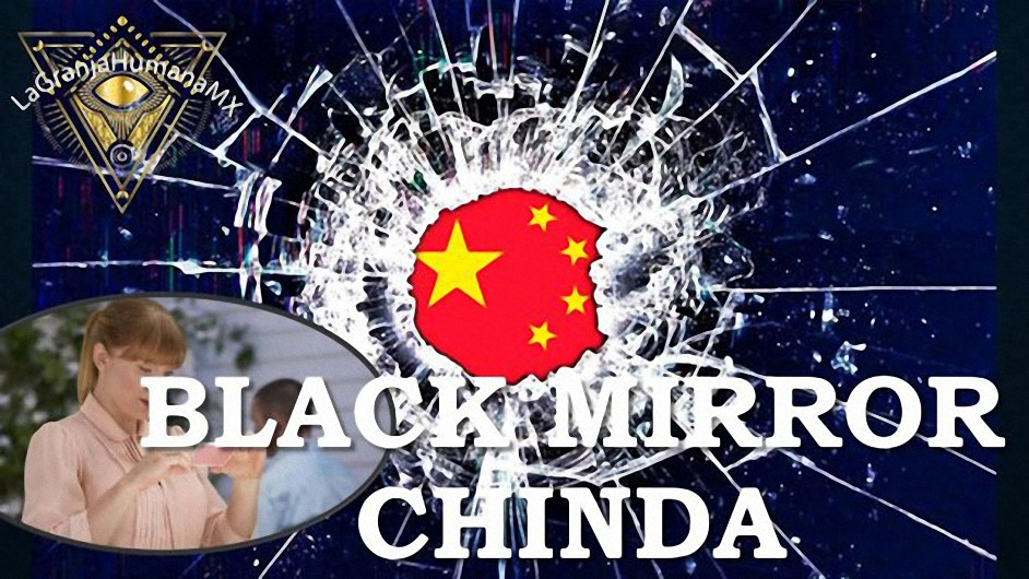 China supera a Blackmirror