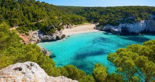 Islas Baleares. Calas de Menorca