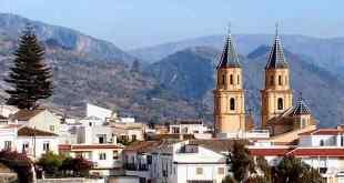 ruta por la Alpujarra