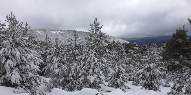 Subida a Peñalara nevada