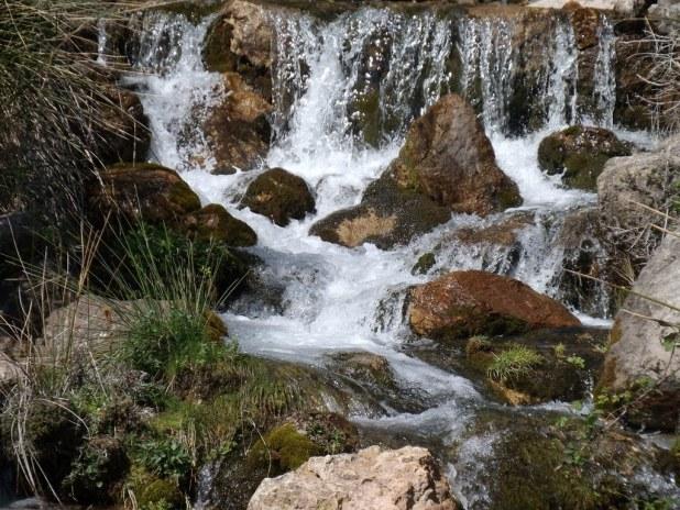 Ruta hacia el nacimiento río Gargantón