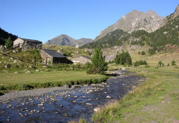 Pueblos del Pirineo leridano