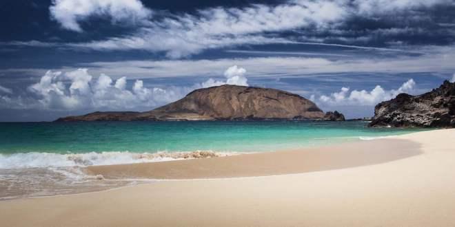 Playas desconocidas de Canarias