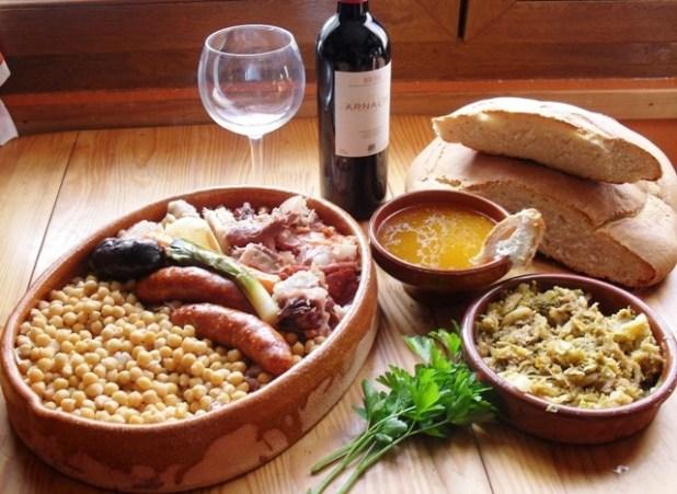 Gastronomía de Carrión de los Condes