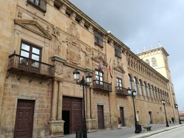 Palacio de los Condes de Gormáz