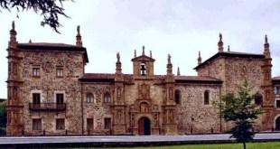 Fachada de la Universidad de Oñate
