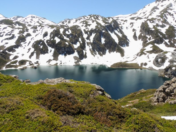 Los lagos de Saliencia
