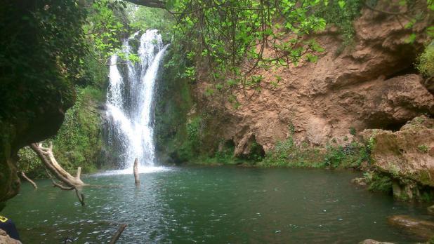 ruta a las Cascadas del Huéznar