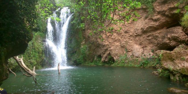 Cascadas del Huéznar