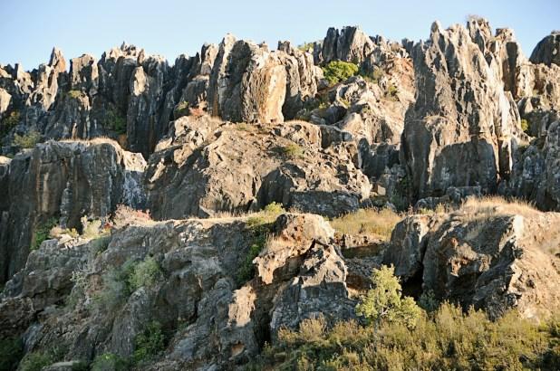 ruta Cerro del Hierro