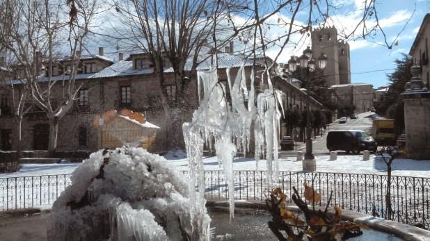 Los Más fríos de España