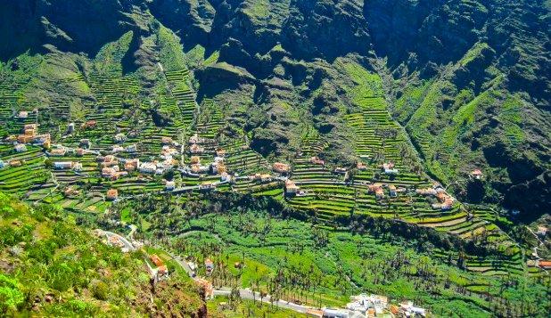 Valle del del Gran Rey