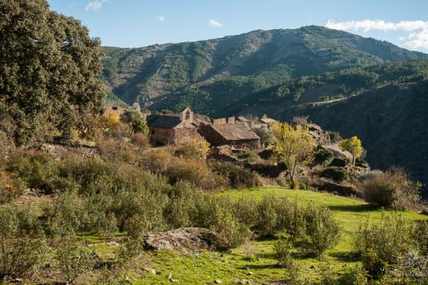 Pueblos reconstruidos, La Vereda