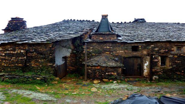 Casa reconstruida en La Vereda