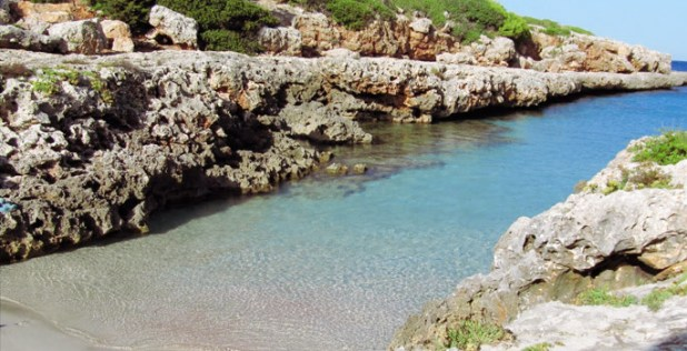 Playas escondidas de Mallorca