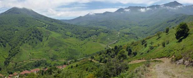 rutaas por el Valle del Nansa