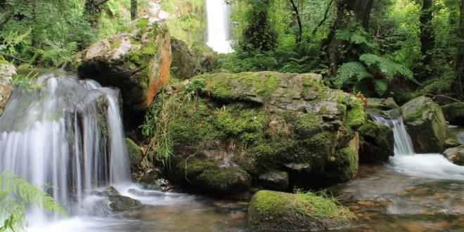 Cascadas de Oneta