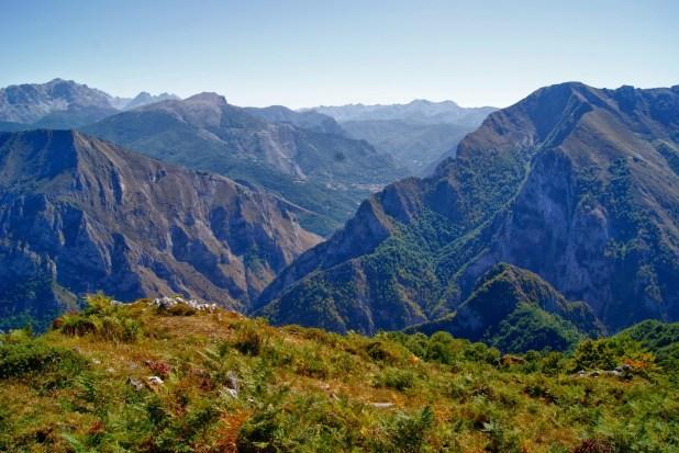Montes de Ponga