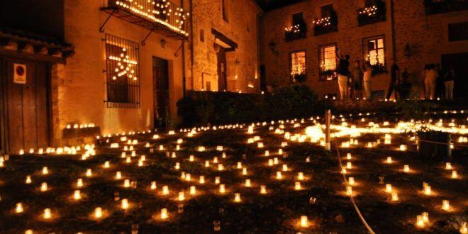 La Noche de las velas, Pedraza