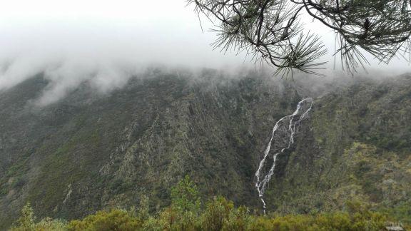 Mirador de la cascada de los ángeles
