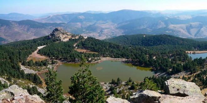 Las Lagunas de Neila