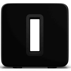Sonos SUB (Gen 3) Black fronte