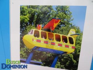 Sally's Sea Plane [in-park image]