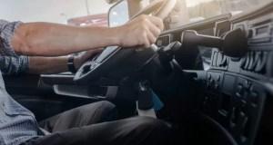 chófer de camión