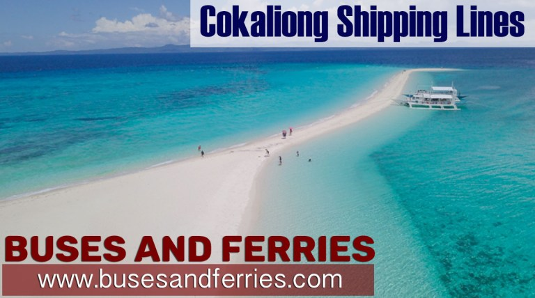 Cokaliong Shipping Lines Ferry Schedule