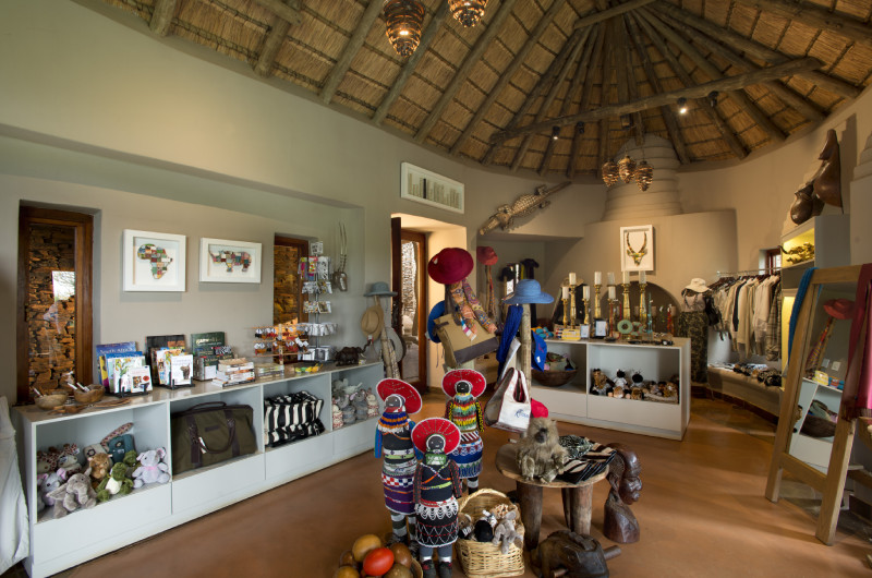 Shop Up a Storm on Your Safari