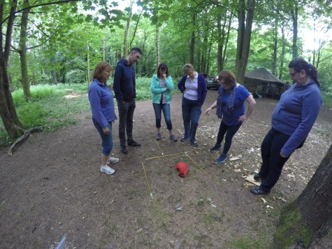 team building south Wales