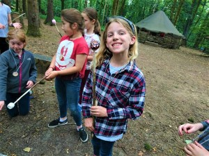 bushcraft party Cardiff