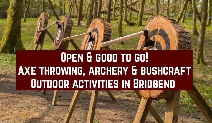 outdoor activities Bridgend