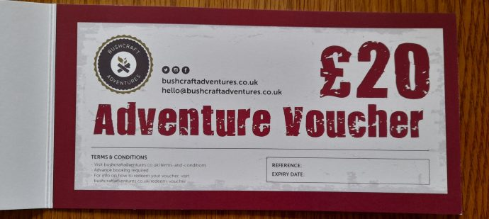 £20 Adventure Voucher